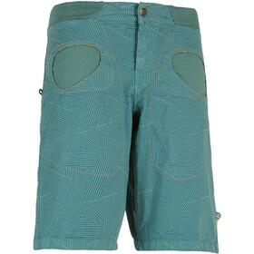 E9 Rondo St Spodnie krótkie Mężczyźni, sage green